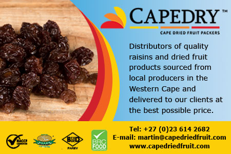 Cape Dried Fruit