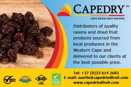 Cape Dried Fruit
