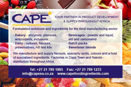 Cape Food Ingredients