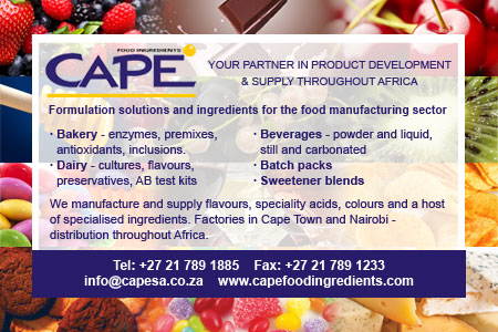 Cape Food Ingredients