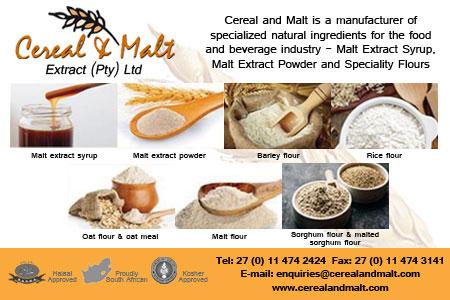 Cereal & Malt